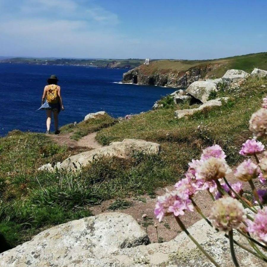 Coast Path in May