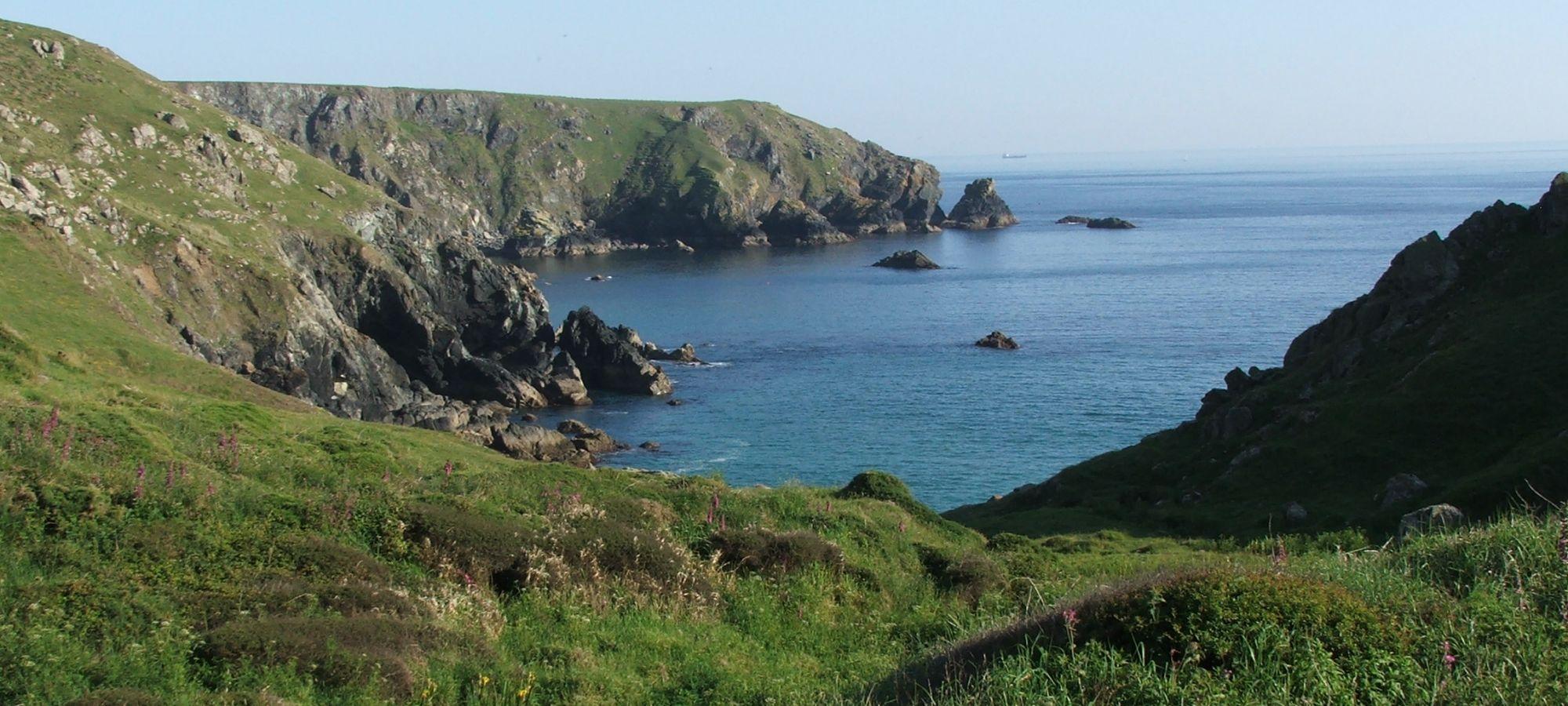Lizard Peninsula coast