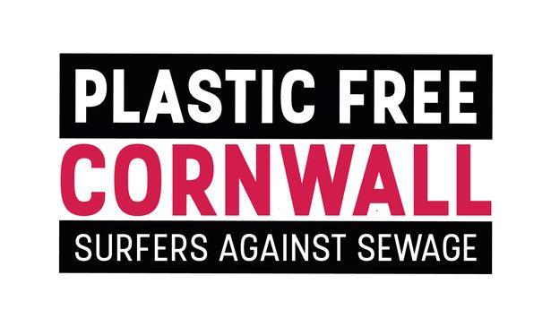 Plastic Free Cornwall logo